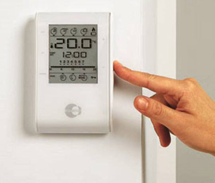 instalar termostato calefacción