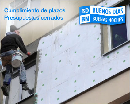 Impermeabilizaci n de fachadas en portugalete bizkaia for Tejados y fachadas vizcaya