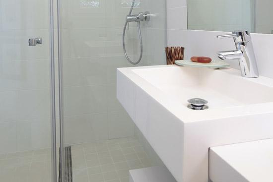 obra nuevo baño