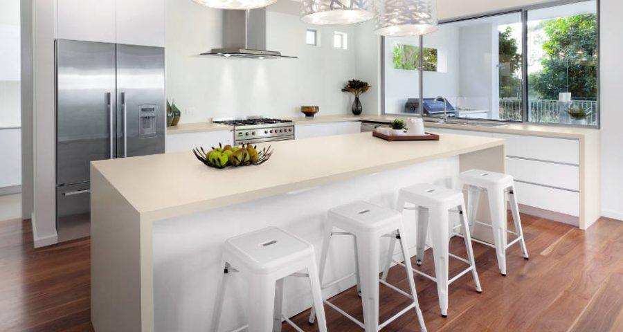 Encimeras de cocina y ba o levantina bdbn for Cocina color marmol beige
