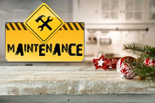 reparaciones navidad