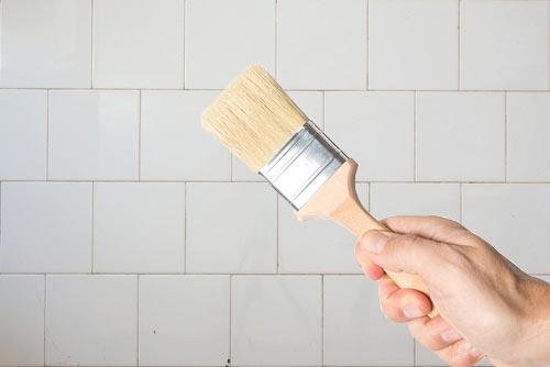 pintura para azulejos