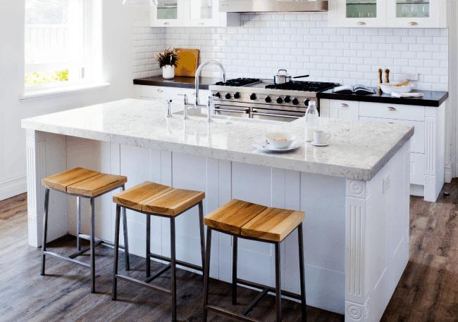 10 tipos de encimeras para la reforma de tu cocina bdbn - Tipos encimera cocina ...