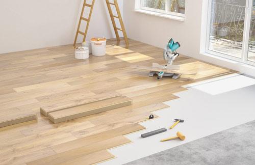 C mo colocar tarima flotante en casa suelos laminados bdbn - Colocar parquet laminado ...