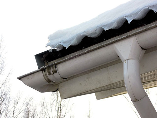 tejado nieve reparacion