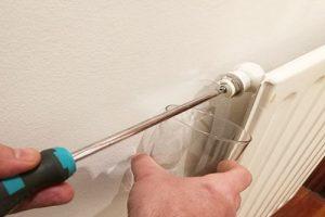 Como purgar un radiador