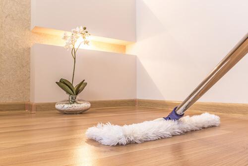 Consejos cuidar suelos de parquet