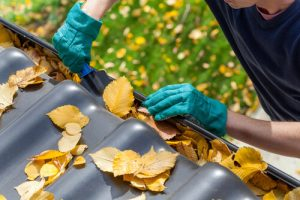 Como limpiar los canalones del tejado