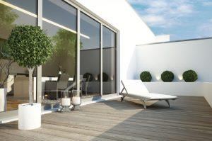 Suelos de exterior para terrazas