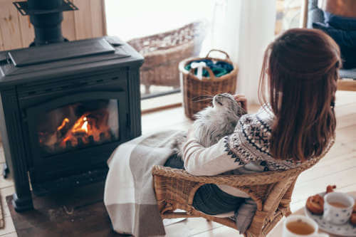 ¿Cuál es el mejor sistema de calefacción para una casa de pueblo?