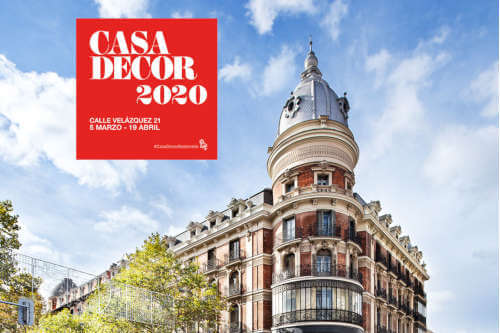 Tendencias en interiorismo 2020 según Casa Decor