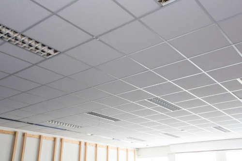 Qué son los techos registrables