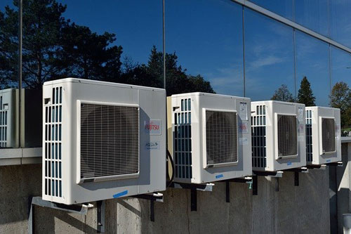 Cómo desinfectar el aire acondicionado